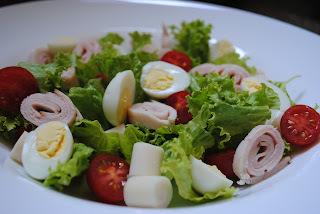 saladas sem alface