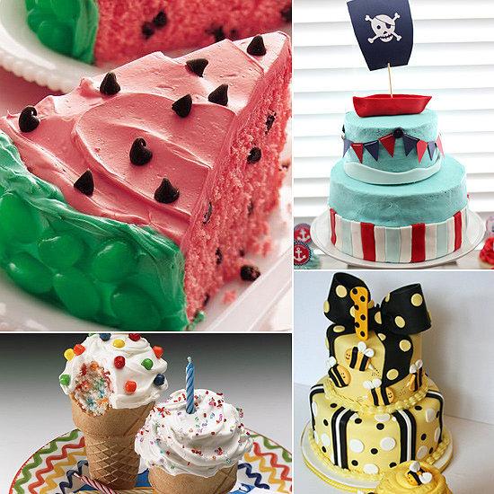 Συνταγες για Καλοκαιρινες τούρτες και super ιδές για καλοκαιρινα πάρτυ