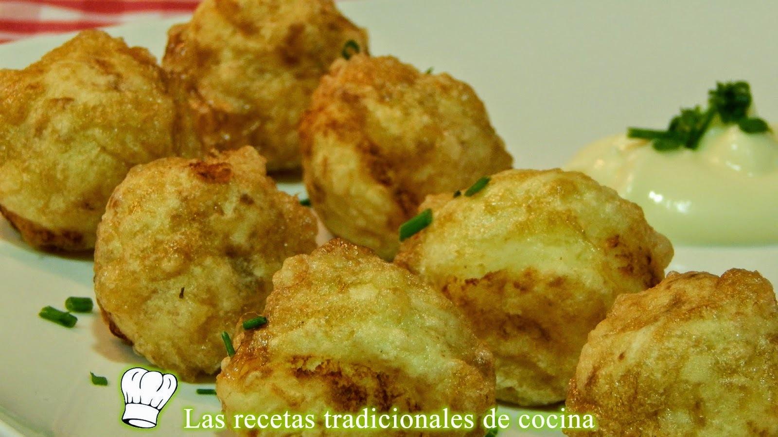 Receta fácil de patatas huecas