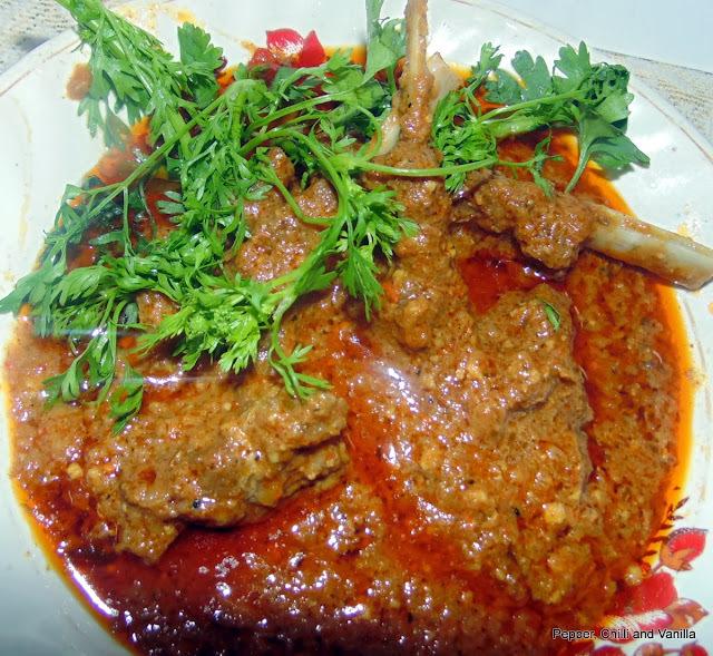 Mutton Korma/Kurma