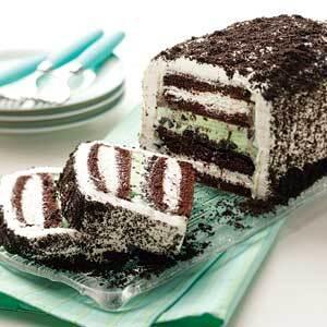 Κέικ παγωτό