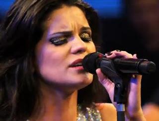A cantora Suellen Santos deu um show no Vida Melhor!