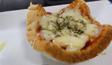 Culinária Ordinária: Pizza de Caneca