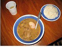 sopa de guineo