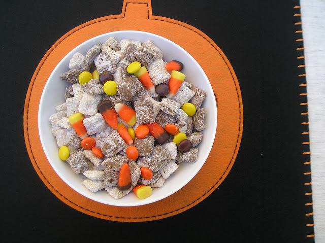 white trash candy snack