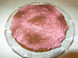 TUC-kage med hindbærcreme