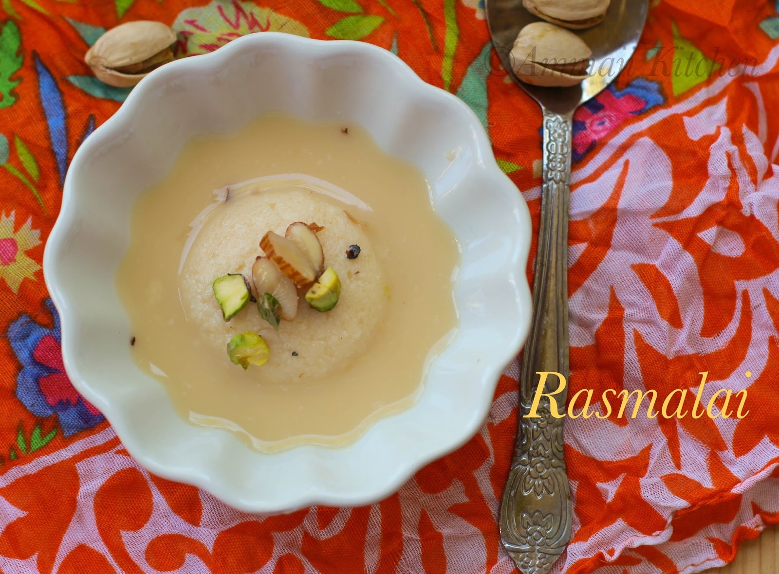 Rasmalai {Version 2}