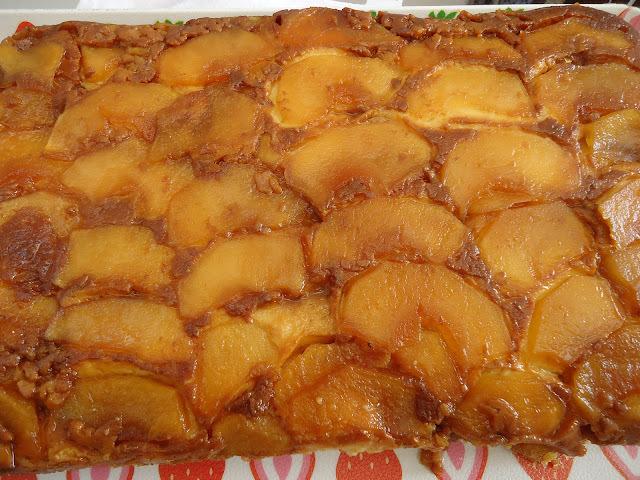 massa fina de torta de maçã