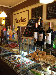 Recomiendo: Nicolás – Café, Pan y MUCHO más...