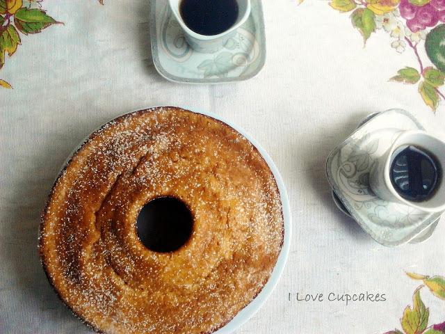 de bolo fofo tradicional caseiro