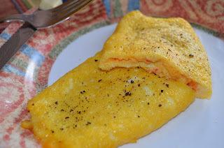Omelette de mi Casa