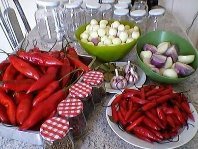 como fazer molho de pimenta caseiro dedo de moça