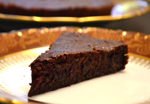 koláčik na víkend: cviklovo-čokoládový