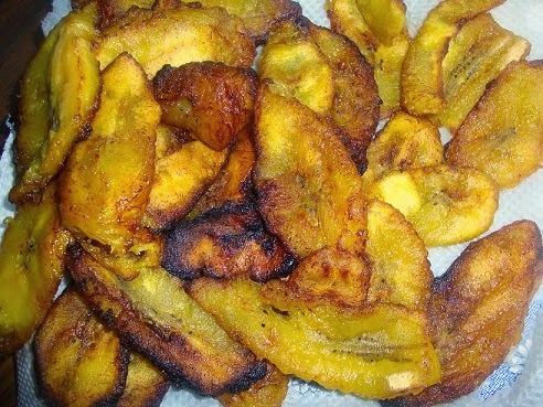 Plátano Macho Frito