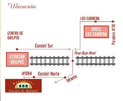 "Restaurant ""Casona de Quilpue"" (V Región)"