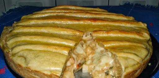 TORTA CREMOSA DE PALMITO