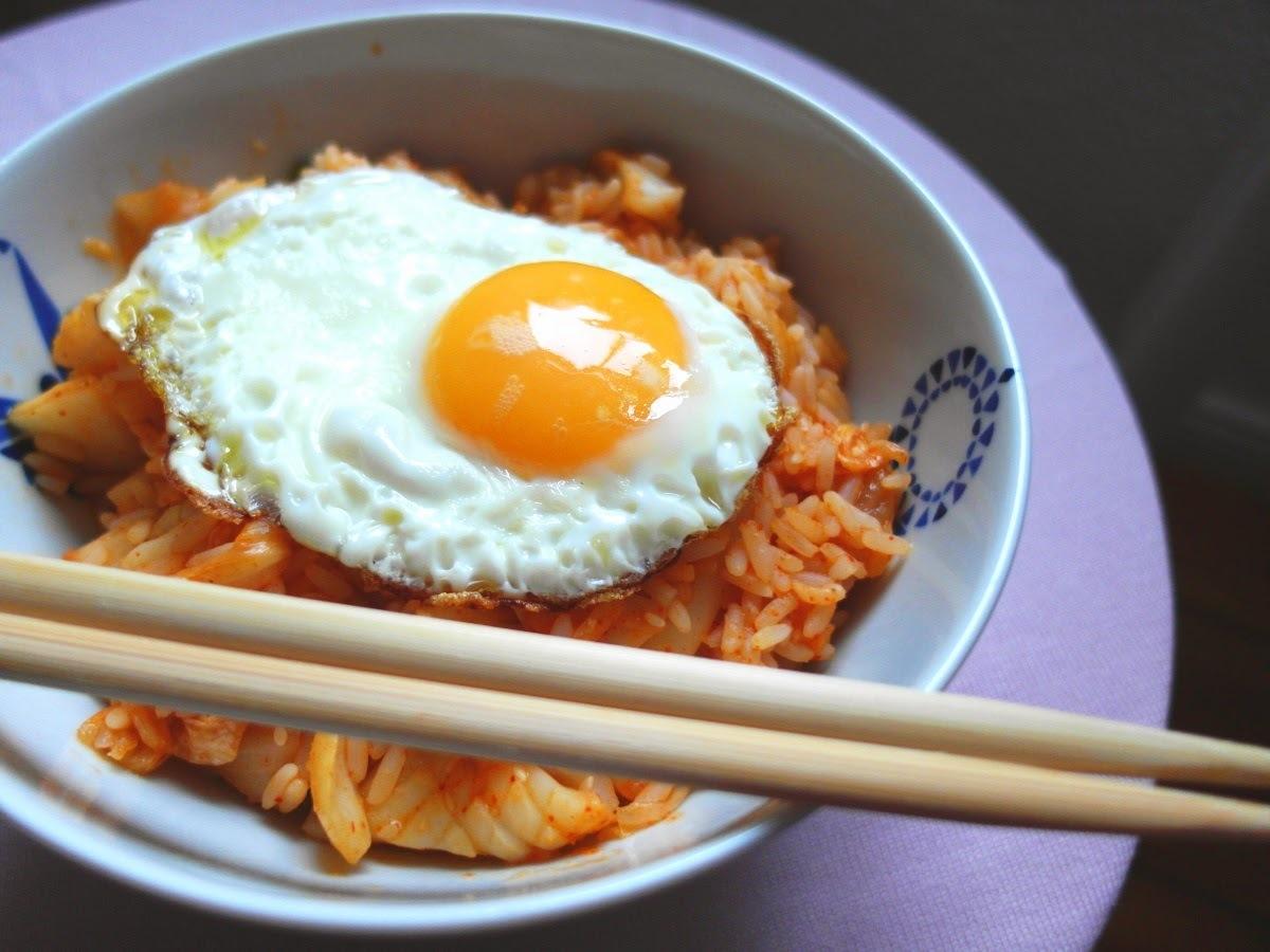 Najjednoduchšie využitia kimchi: kimchi ryža & kimchi rezance