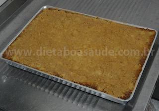Dieta - Receita de Pudim de Pão Simples e Delicioso