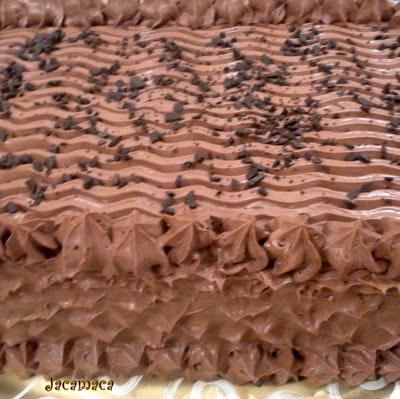 Torta višnje i čokolada