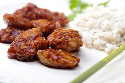 Como cocinar pollo agridulce