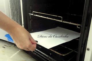 Como saber se o forno está quente