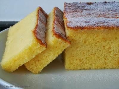bolo de polvilho e queijo no liquidificador