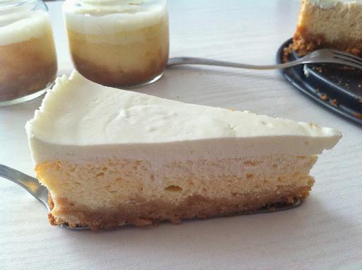 Cheesecake u staklenkama