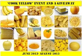 Cook With Yellow Event Winners Annoncement And A Big Thanks :)