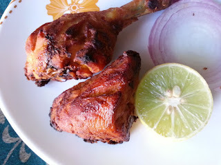 Indian style easy Grilled Chicken
