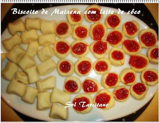 biscoitinho de maizena