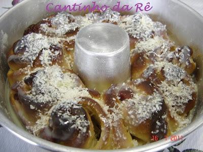 Rosca Flor - Festival Sogrinha