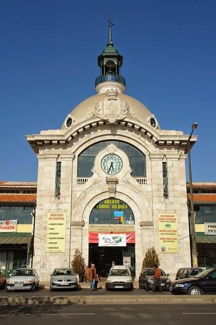 Mercado da Ribeira  - Portugal
