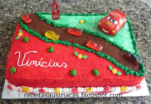 de bolo de aniversario para menina de 7 anos