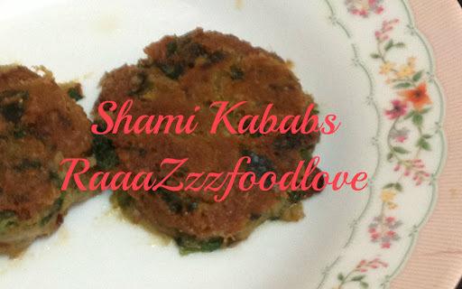 Shami Kababs