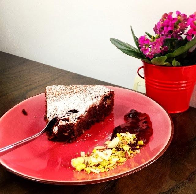 υγρό κέικ σοκολάτας!!!