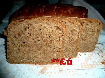 pão caseiro sem ovo e com fermento seco
