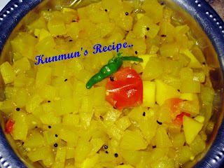 Healthy Lauki Sabji (Bottle Gourd Curry)