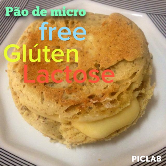 Pão de Micro FREE Glúten e Lactose