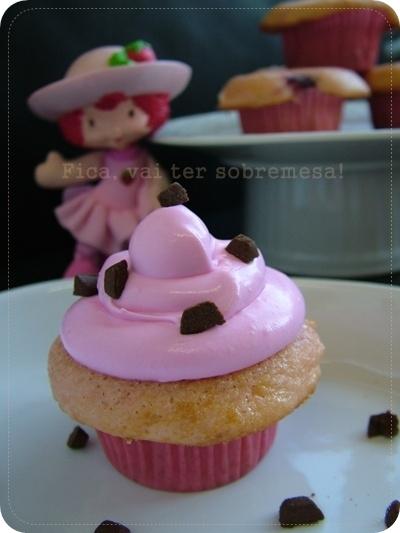 cupcake morango ana maria braga