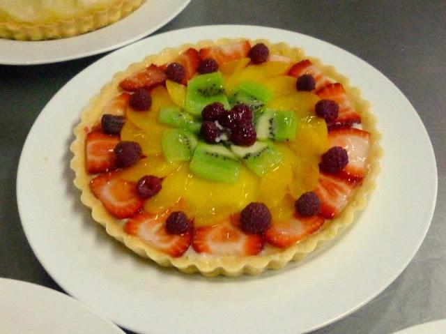 Masa 1-2-3 o Mürbe para Tartas y Tarta de frutas