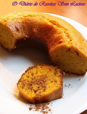 Bolo e Muffins de Cenoura Sem Lactose