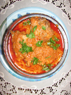 Kori Ghasi (Kundapur style Chicken curry)