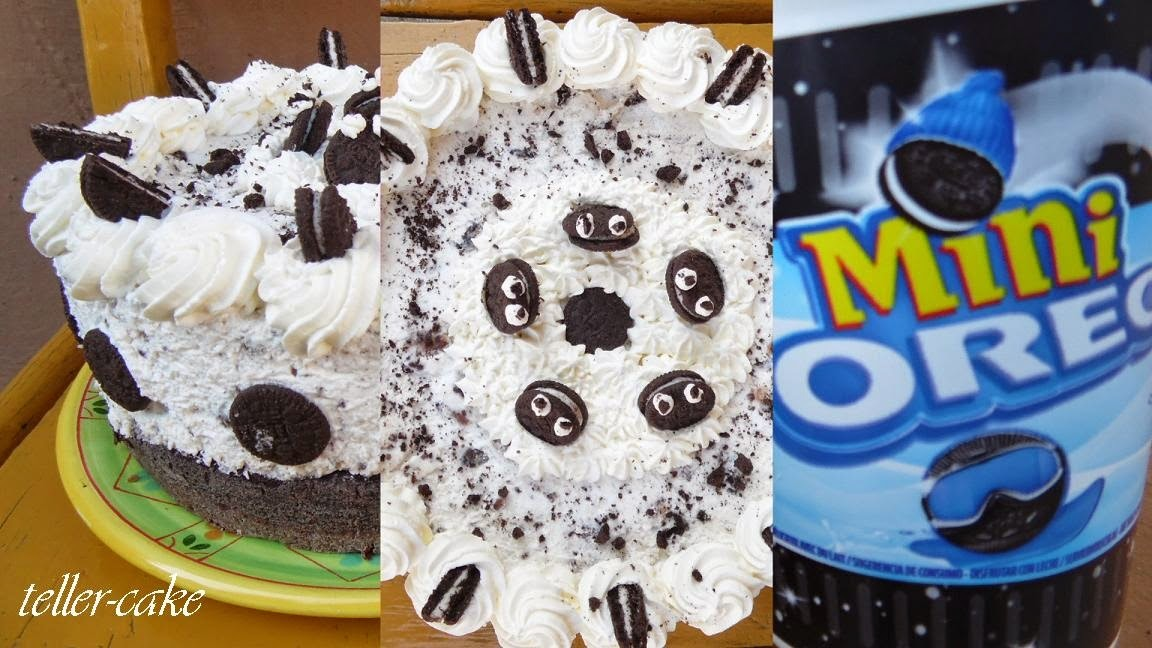 Oreo keksz torta 21. Blogkótolóra