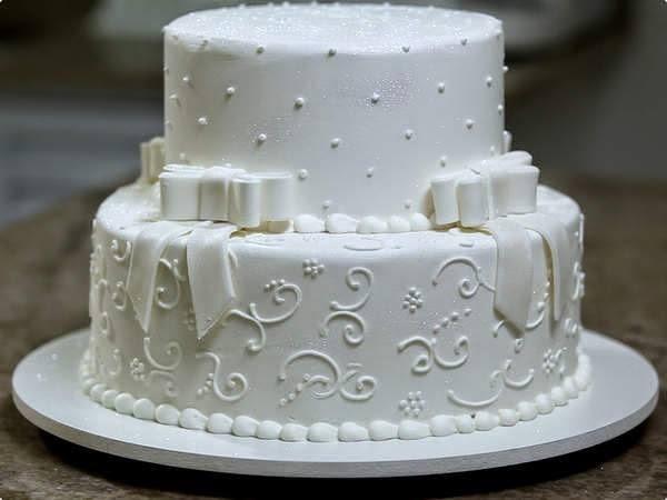 de bolo para casamento para 50 pessoas