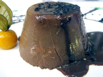 Mousse de Chocolate sem Ovos