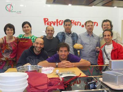 Haciendo pan casero en la Escuela de Cocina Pepekichen
