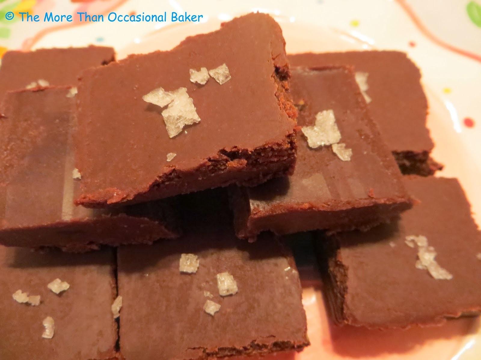 SRC: No Bake Healthy Fudge