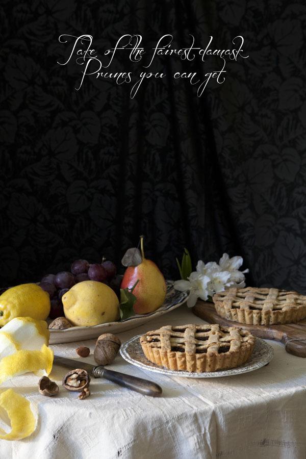 italian prune filled cookies