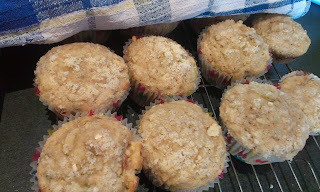 feijoa and apple muffins nz
