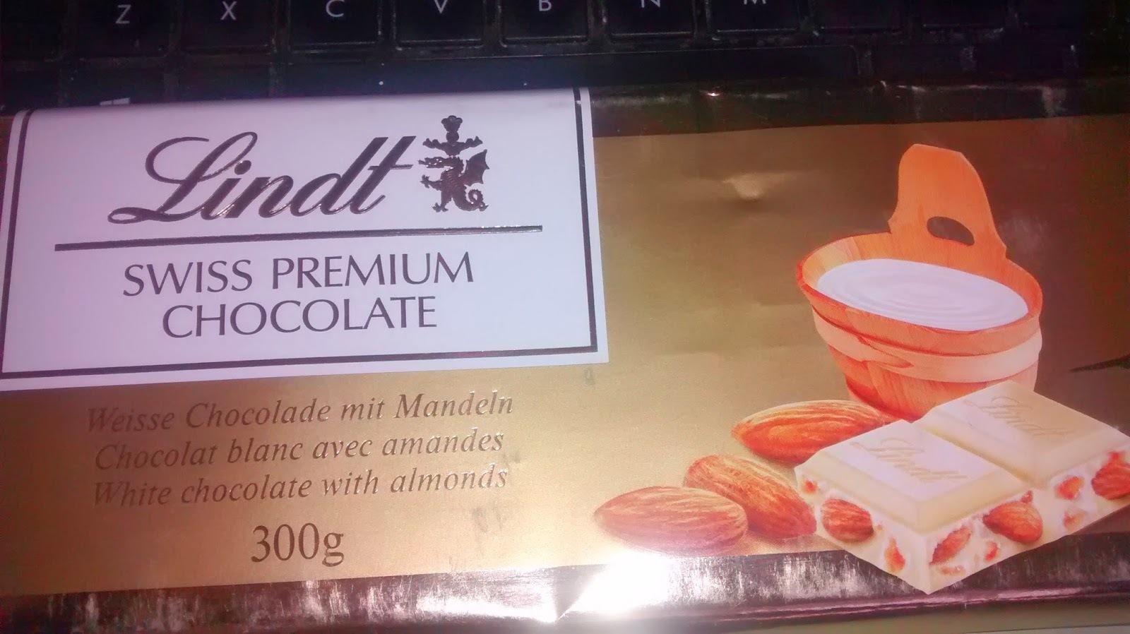palha italiana de chocolate branco